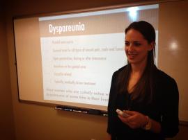 Presentation at CHS